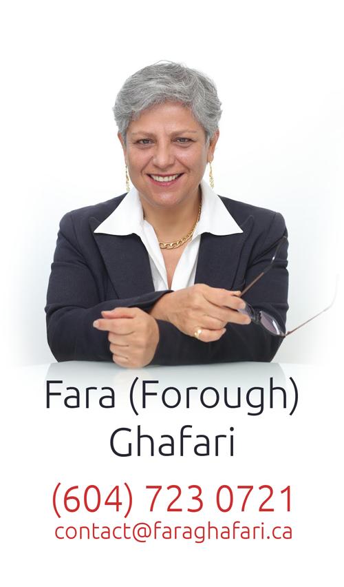 Fara Ghafari, 88 West Realty